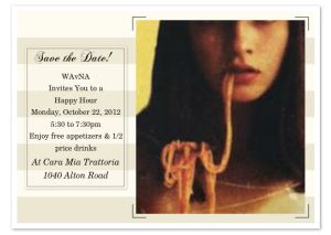 WAvNA Oct 22 Happy Hour Invitation