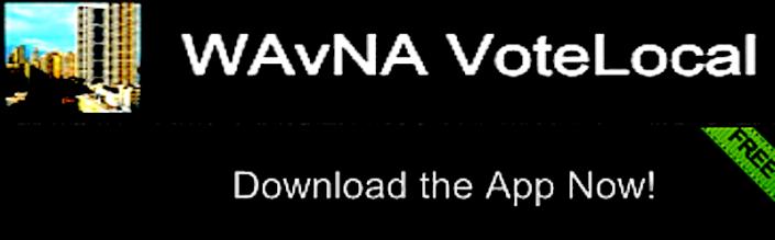 WAvNA VoteLocal App